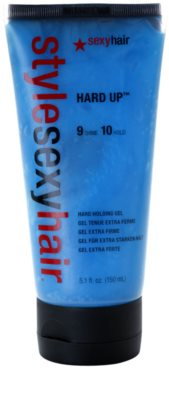 Sexy Hair Style gel fortificante para cabelo