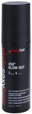 Sexy Hair Style spray de proteção para finalização térmica de cabelo