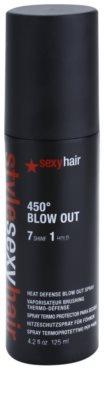 Sexy Hair Style védő spray a hajformázáshoz, melyhez magas hőfokot használunk