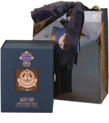 Shaik Opulent Shaik Gold Edition parfumska voda za moške   (gift bag) 1