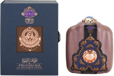 Shaik Opulent Shaik Gold Edition parfémovaná voda pro muže   (gift bag) 3