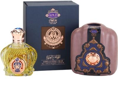 Shaik Opulent Shaik Gold Edition Eau de Parfum para homens   (gift bag)