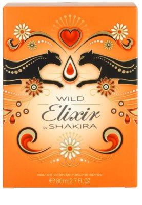 Shakira Wild Elixir eau de toilette para mujer 5