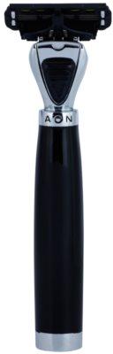 Shave-Lab Premium Aon P.4 borotva tartalék pengék 3 db 1