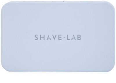 Shave-Lab Luxury Tres P.L.4 brivnik + nadomestne britvice 3 kos 3