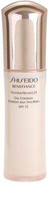 Shiseido Benefiance WrinkleResist24 Anti-Falten Emulsion SPF 15