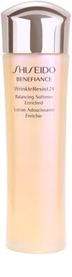 Shiseido Benefiance WrinkleResist24 tonik nawilżający przeciw zmarszczkom