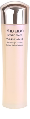 Shiseido Benefiance WrinkleResist24 tónico hidratante y suavizante antiarrugas