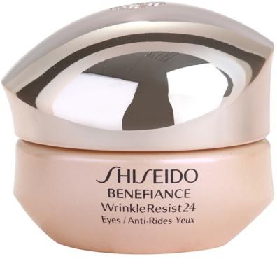 Shiseido Benefiance WrinkleResist24 creme de olhos intensivo antirrugas