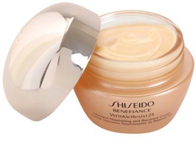 Shiseido Benefiance WrinkleResist24 Creme intensivo nutritivo antirrugas 1