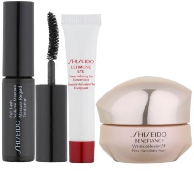 Shiseido Benefiance WrinkleResist24 set cosmetice VII.