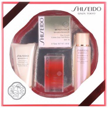 Shiseido Benefiance WrinkleResist24 козметичен пакет  VIII. 1