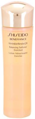 Shiseido Benefiance WrinkleResist24 intensywnie nawilżający tonik do twarzy przeciw zmarszczkom