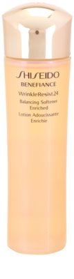 Shiseido Benefiance WrinkleResist24 magasan hidratáló arctonik a ráncok ellen