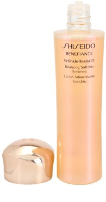Shiseido Benefiance WrinkleResist24 intensywnie nawilżający tonik do twarzy przeciw zmarszczkom 1