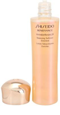 Shiseido Benefiance WrinkleResist24 stark feuchtigkeitsspendendes Hauttonikum gegen Falten 1