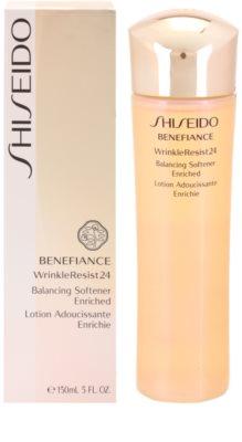 Shiseido Benefiance WrinkleResist24 stark feuchtigkeitsspendendes Hauttonikum gegen Falten 2