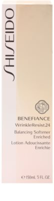 Shiseido Benefiance WrinkleResist24 stark feuchtigkeitsspendendes Hauttonikum gegen Falten 3