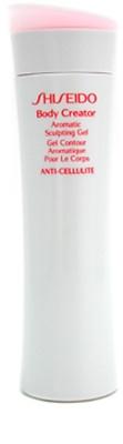 Shiseido Body Advanced Body Creator glättendes Gel gegen Zellulitis