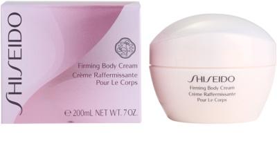 Shiseido Body spevňujúci telový krém s hydratačným účinkom 2