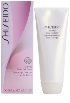 Shiseido Body exfoliante corporal con efecto humectante 1