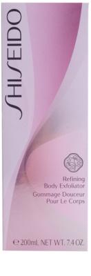 Shiseido Body exfoliante corporal con efecto humectante 2