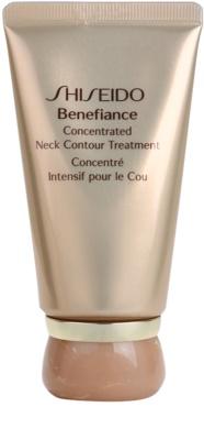 Shiseido Benefiance krem przeciwzmarszczkowy i regenerujący na szyję i dekolt