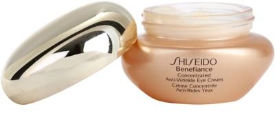 Shiseido Benefiance krem pod oczy przeciw opuchnięciom i cieniom 1