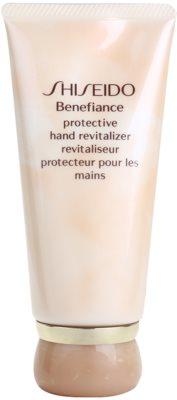 Shiseido Benefiance crema de manos protectora SPF 8