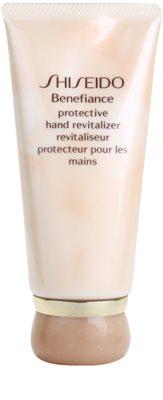 Shiseido Benefiance creme protetor de mãos SPF 8