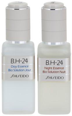 Shiseido B.H-24 nappali és éjszakai ápolás hialuronsavval