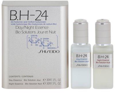 Shiseido B.H-24 дневна и нощна грижа с хиалуронова киселина 1