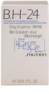 Shiseido B.H-24 zaščitna dnevna nega s hialuronsko kislino nadomestno polnilo 2