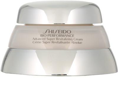 Shiseido Bio-Performance megújító hidratáló krém