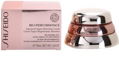 Shiseido Bio-Performance odżywczy krem przeciw zmarszczkom 3
