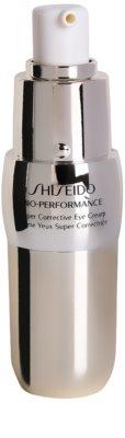 Shiseido Bio-Performance коректуючий крем для очей проти зморшок та темних кіл 1