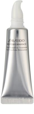 Shiseido Bio-Performance crema antiarrugas para contorno de ojos  antibolsas y antiojeras 1