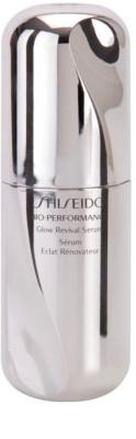 Shiseido Bio-Performance sérum iluminador com efeito antirrugas