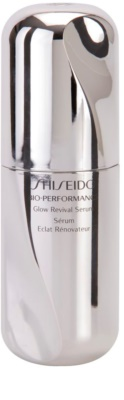 Shiseido Bio-Performance serum rozświetlające o działaniu przeciwzmarszczkowym