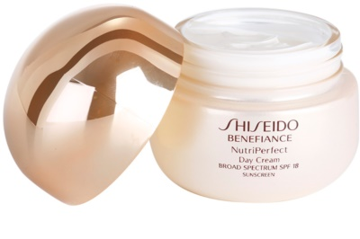 Shiseido Benefiance NutriPerfect омолоджуючий денний крем SPF 15 1