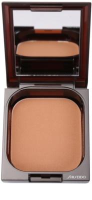 Shiseido Base Bronzer polvos con efecto bronceado