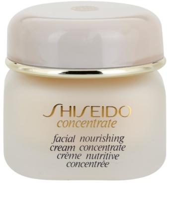 Shiseido Concentrate creme nutritivo de rosto