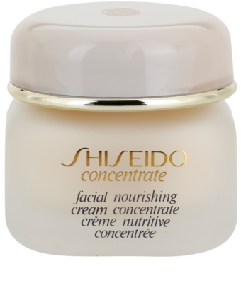 Shiseido Concentrate подхранващ крем за лице