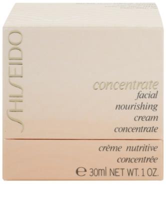Shiseido Concentrate crema de fata hranitoare 2