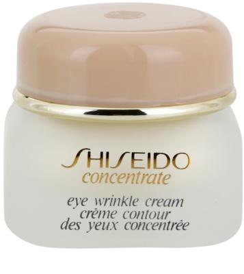 Shiseido Concentrate krema proti gubam za predel okoli oči