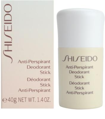 Shiseido Body Deodorant antitranspirante 1