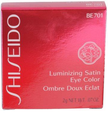 Shiseido Eyes Luminizing Satin fard de ochi de strălucire 3