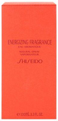 Shiseido Energizing Fragrance Eau de Parfum para mulheres 4