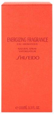 Shiseido Energizing Fragrance eau de parfum para mujer 4