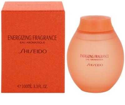 Shiseido Energizing Fragrance Eau de Parfum für Damen  Ersatzfüllung